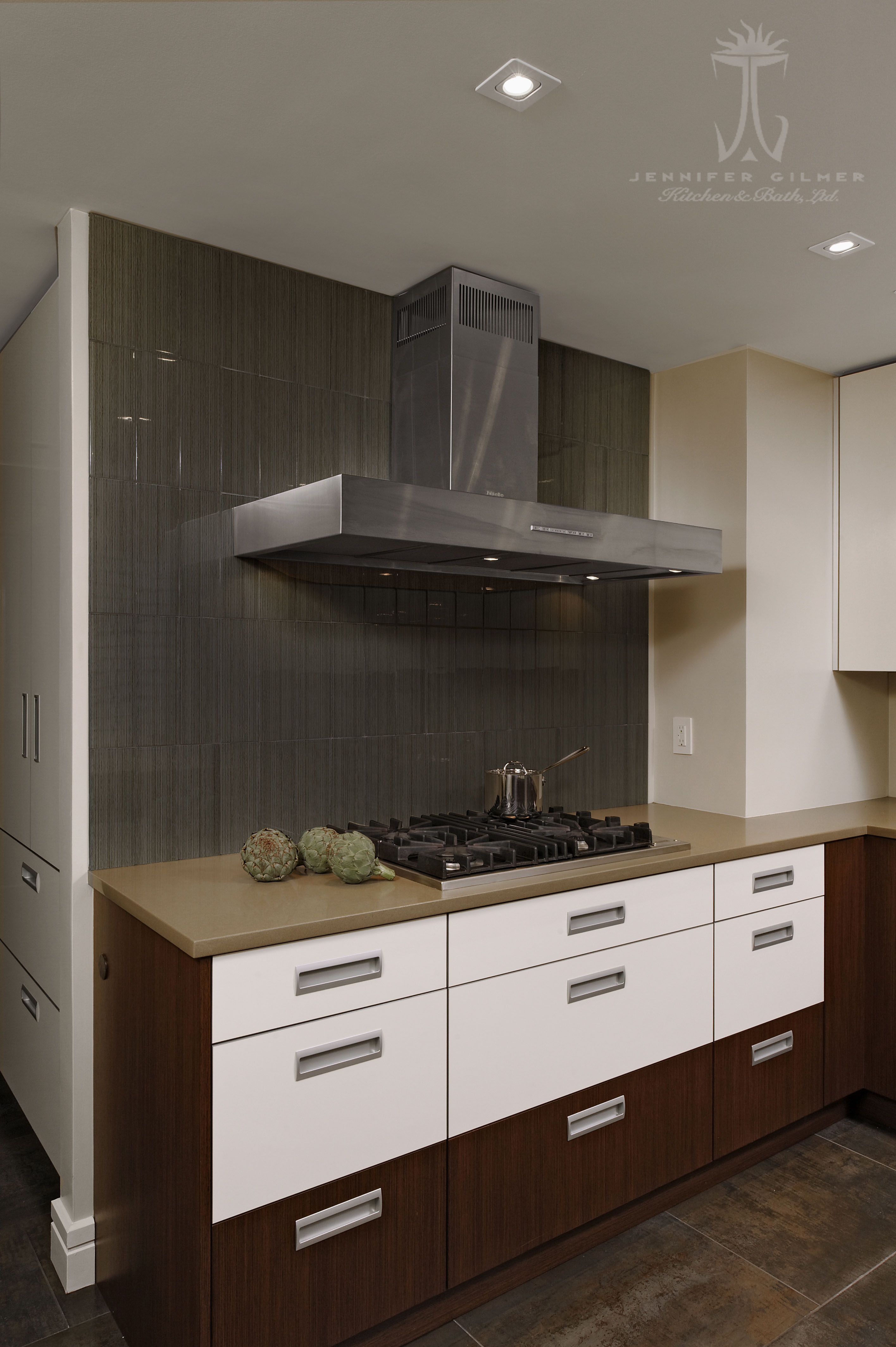kitchen in bethesda maryland designed by