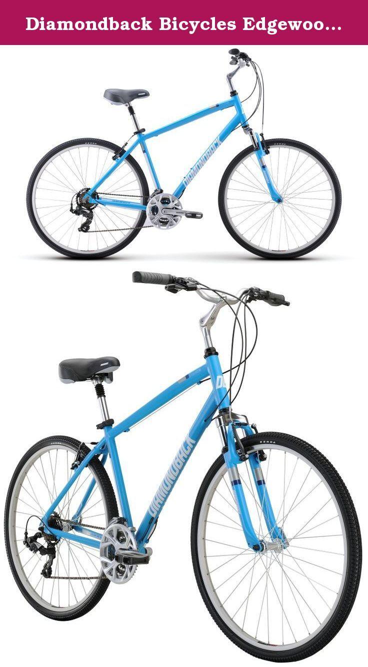 Diamondback Bicycles Edgewood Hybrid Bike. The Edgewood combines the ...