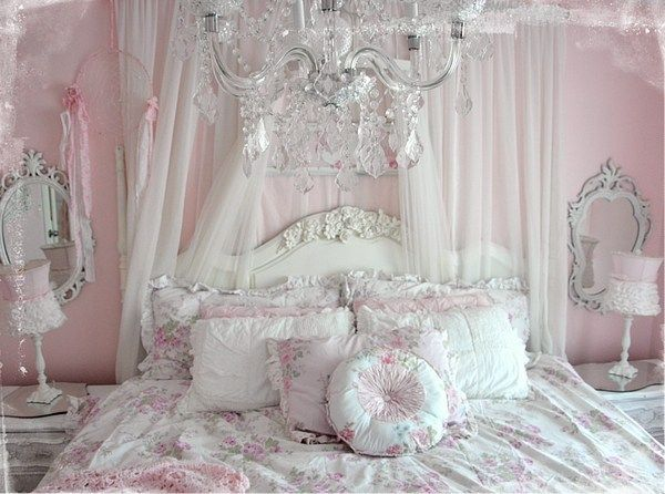 Photo of Shabby chic bedroom decor ideas – create your own personal romantic oasis