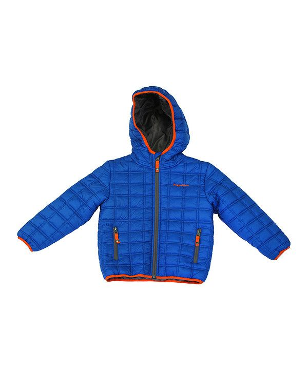This Rugged Bear Royal Puffer Jacket Infant Toddler