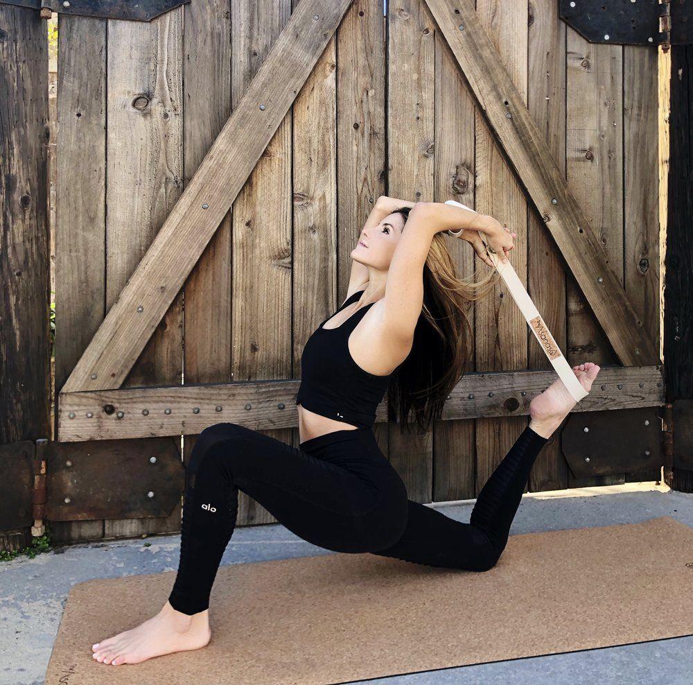 How To Use Yoga Props Yoga props, Cork yoga mat, Yoga