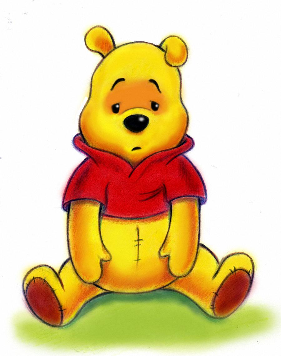 Картинка медвежонок винни пух