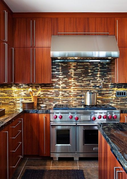Hillsborough Mahogany By Expert Woodworking Kitchen Mahogany Kitchen Kitchen Cabinets Custom Kitchen Cabinets
