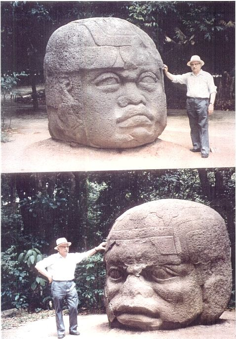 search where the stone heads are looking - photo #40