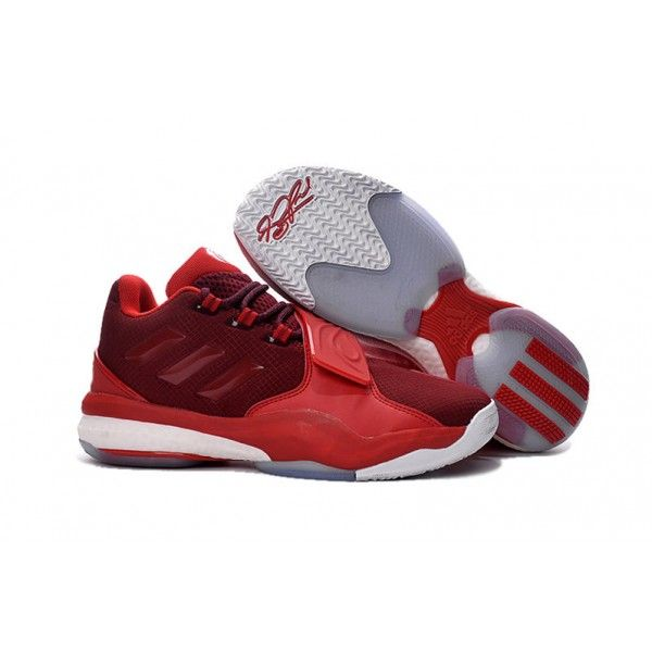 5b23d665bf6d where to buy adidas d rose 7 mens basketball shoes fire red grey white