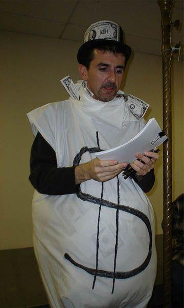 Money Bag Costume Costumes Por