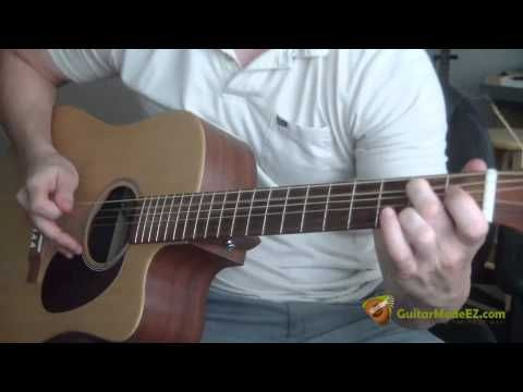The Eagles Seven Bridges Road Guitar Tutorial Youtube Guitars