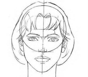 Como Dibujar El Rostro De Una Persona Paso 3 Pasos Para Dibujar Rostros Como Dibujar Rostros Dibujar Rostros