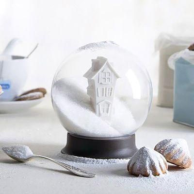 Sucrier boule à neige Sugar House par Peleg Design