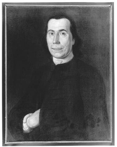 1740s Missionary John Jacob Schmick