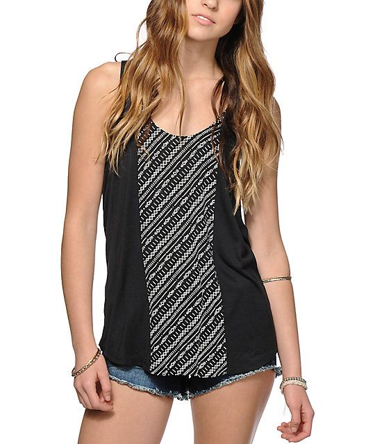 9fff50d65b5d6 The lightweight and soft pure rayon construction of this tank top offers an  ultra comfortable wear. Racerback TankWomans TopsPrint ...