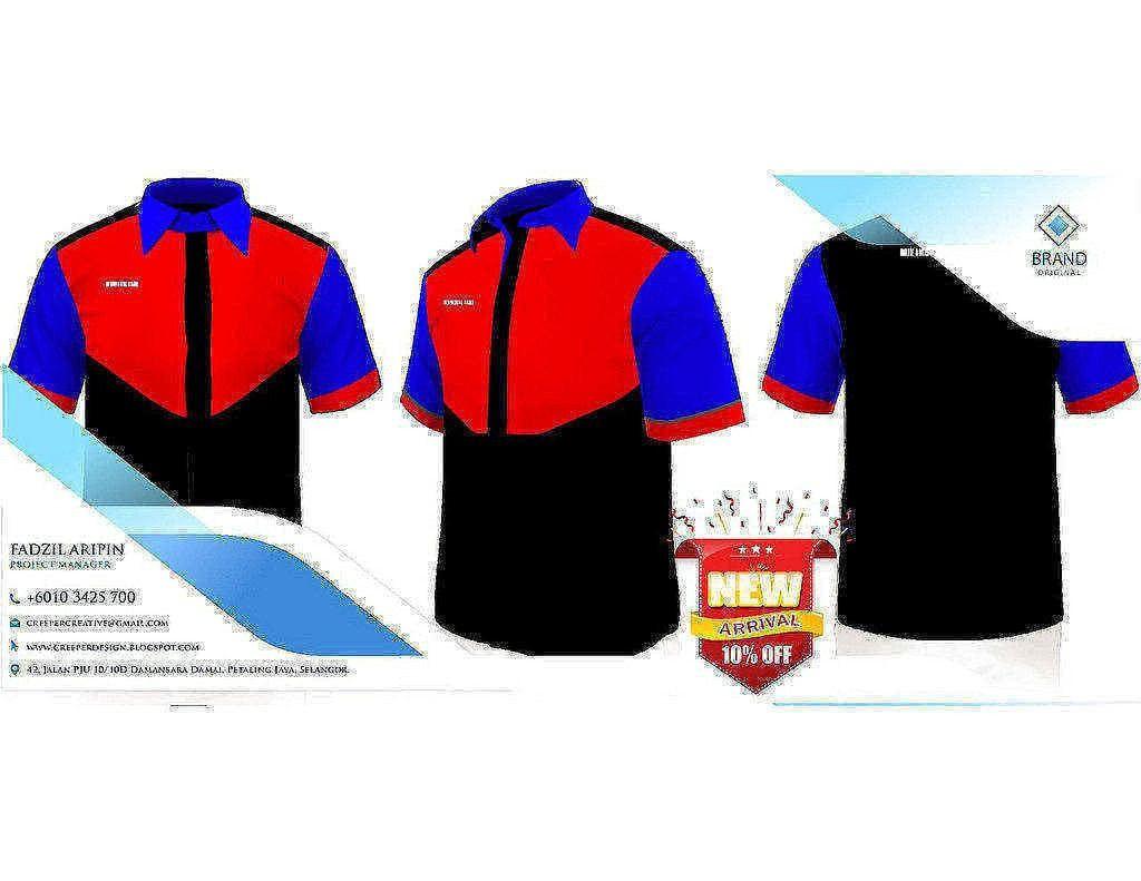 New Post On Bajukorporatjahitbaju Creeper Creative Creepers Corporate Shirts Corporate Uniforms