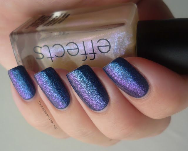 CND Effects Sapphire Sparkle