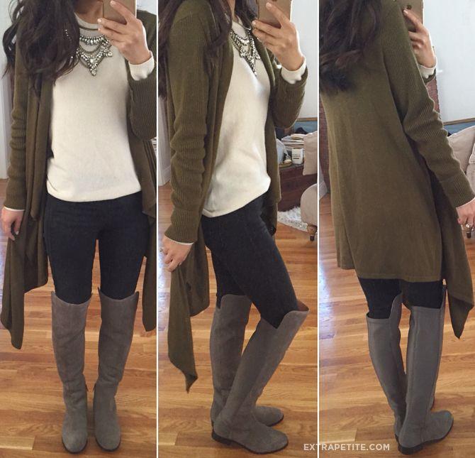 Petite-friendly fall boots: Corso Como
