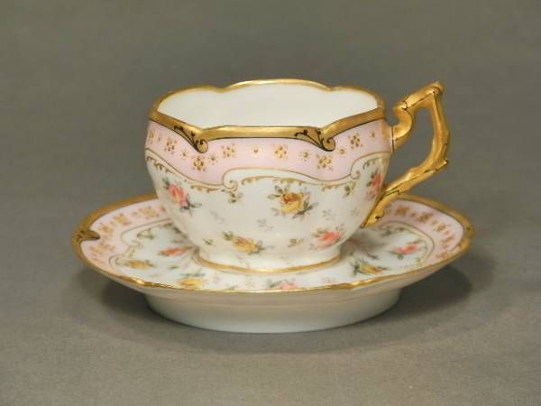gorgeous cup saucer