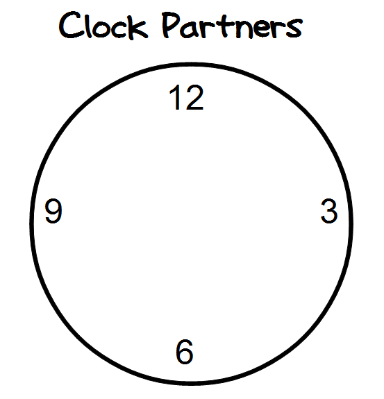 Clock Partners (follow the link to for specific how-to