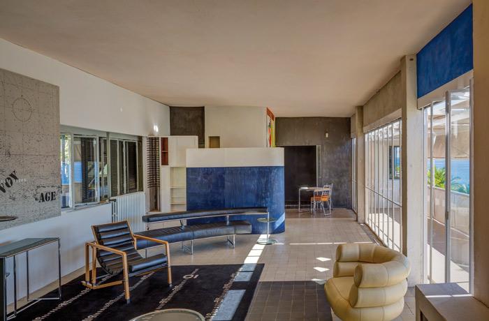 Non-Conformist: Eileen Gray's E-1027 house revisited - DesignCurial