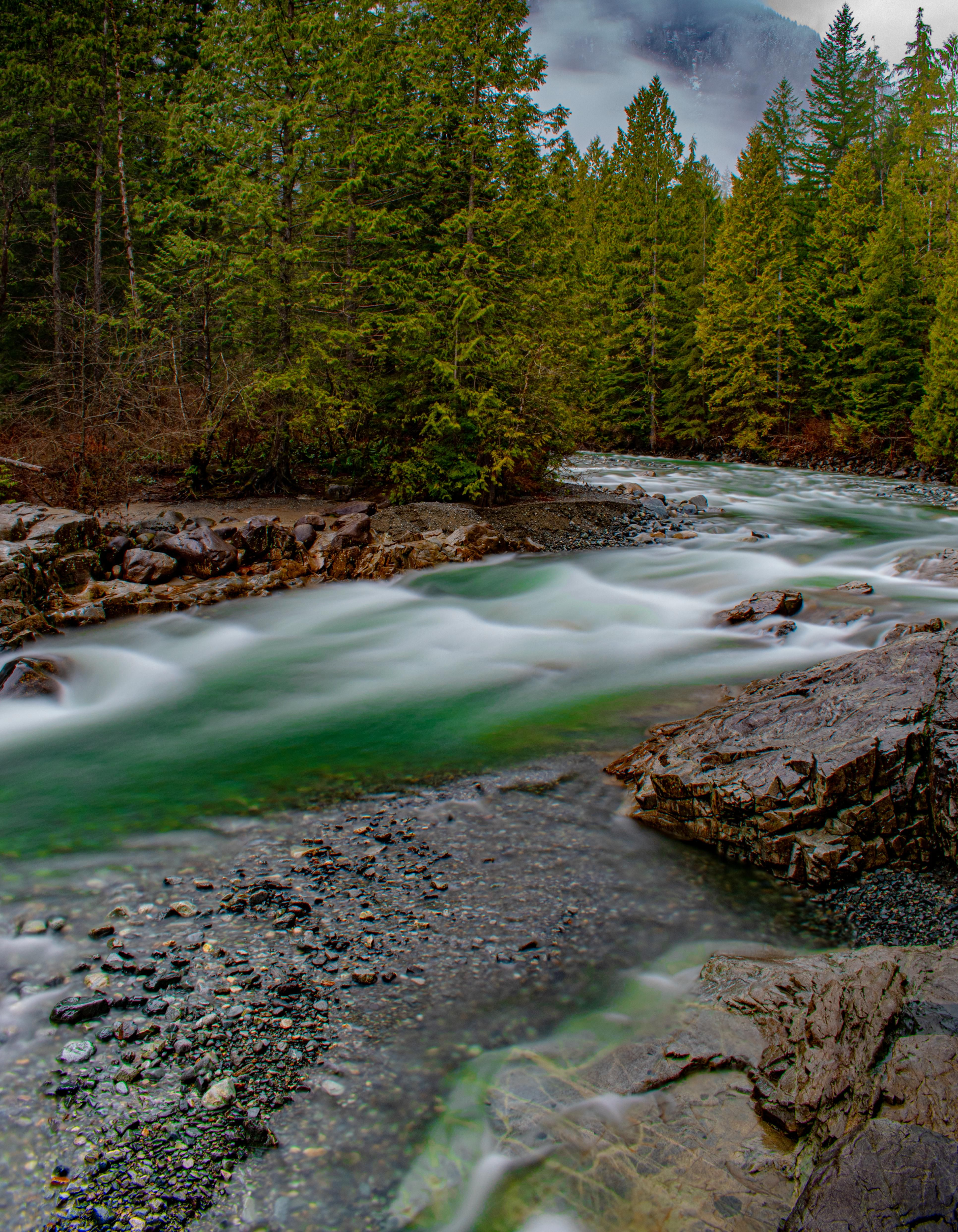 Beautiful emerald waters. Gold Creek Golden Ears Provincial Park British Columbia Canada. #hiking #camping #outdoors #nature #travel #backpacking #adventure #marmot #outdoor #mountains #photography