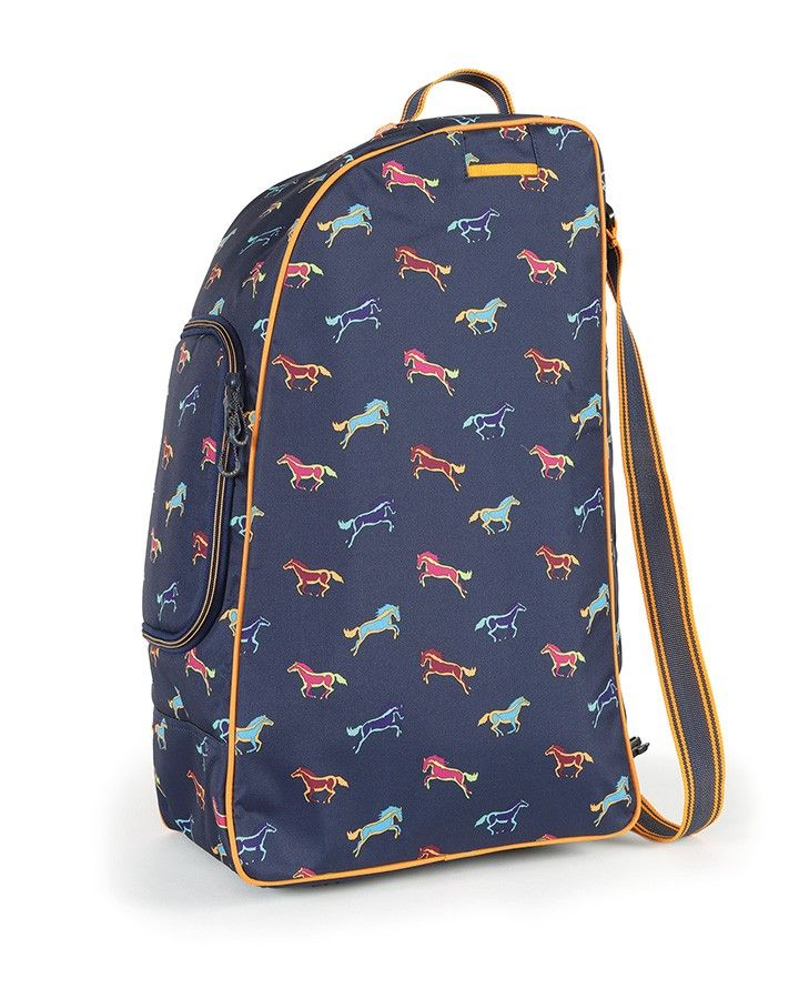 Horse Print Boot Hat Whip Bag Bags Boot Print Boots