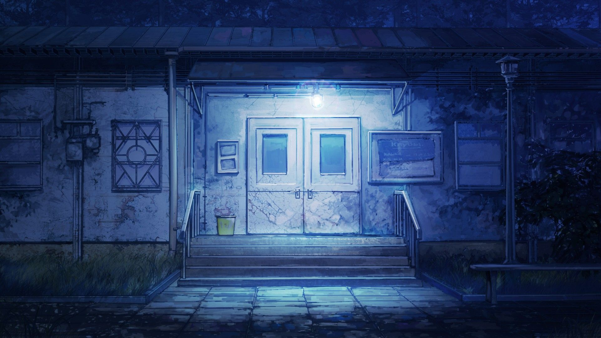 Everlasting Summer Wallpaper Anime Scenery Anime Scenery Wallpaper Scenery Wallpaper