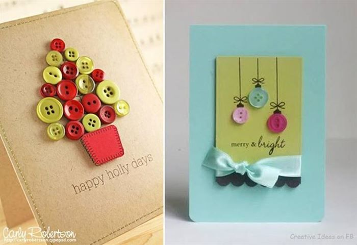 Button cards make your own google search crafty pinterest easy and fun diy button christmas cards h jackman m4hsunfo Image collections