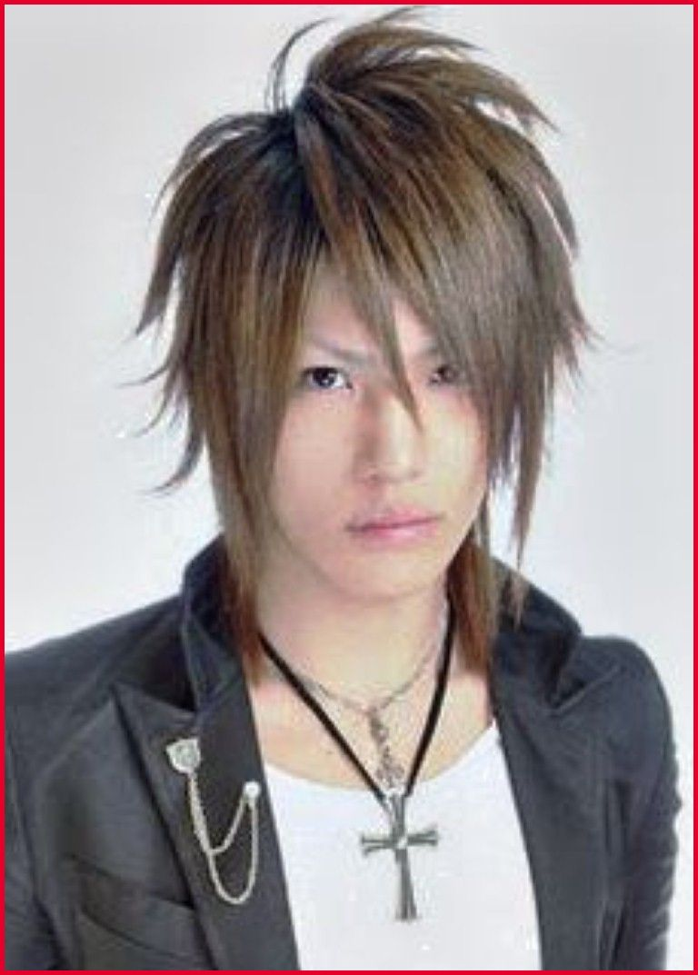 Japan Hairstyles Male Pony Tail - japanese hairstyle male 12