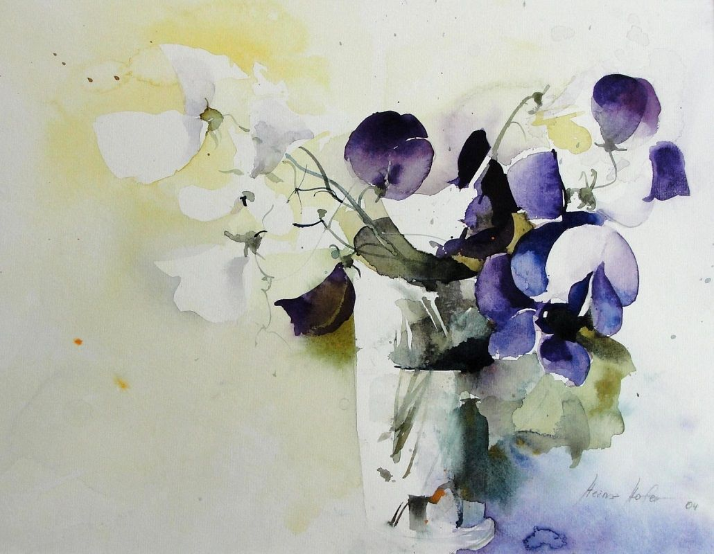 Hofer Badezimmerschrank ~ Heinz hofer art: watercolor pinterest watercolor art flowers