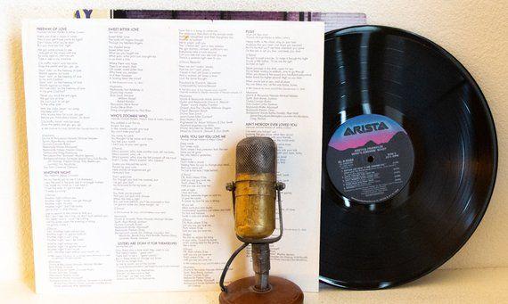 Vinyl Record Aretha Franklin Queen Of Soul 1980s R B Dance Pop