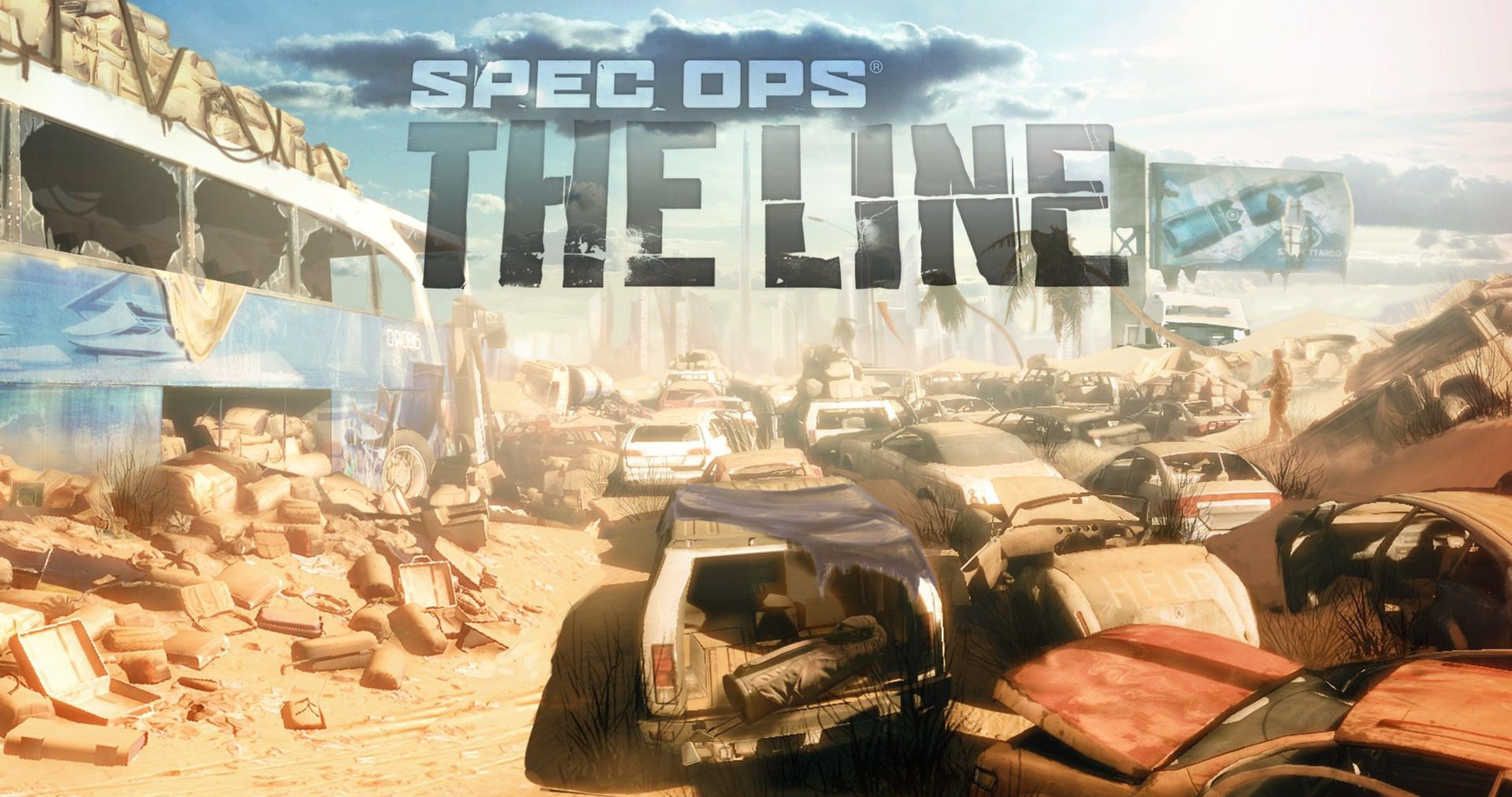 Spec Ops The Line 2k Games 4k Ultra Hd Wallpaper Spec Ops The
