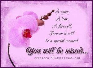 Farewell Card Messages Farewell Message Farewell Greeting