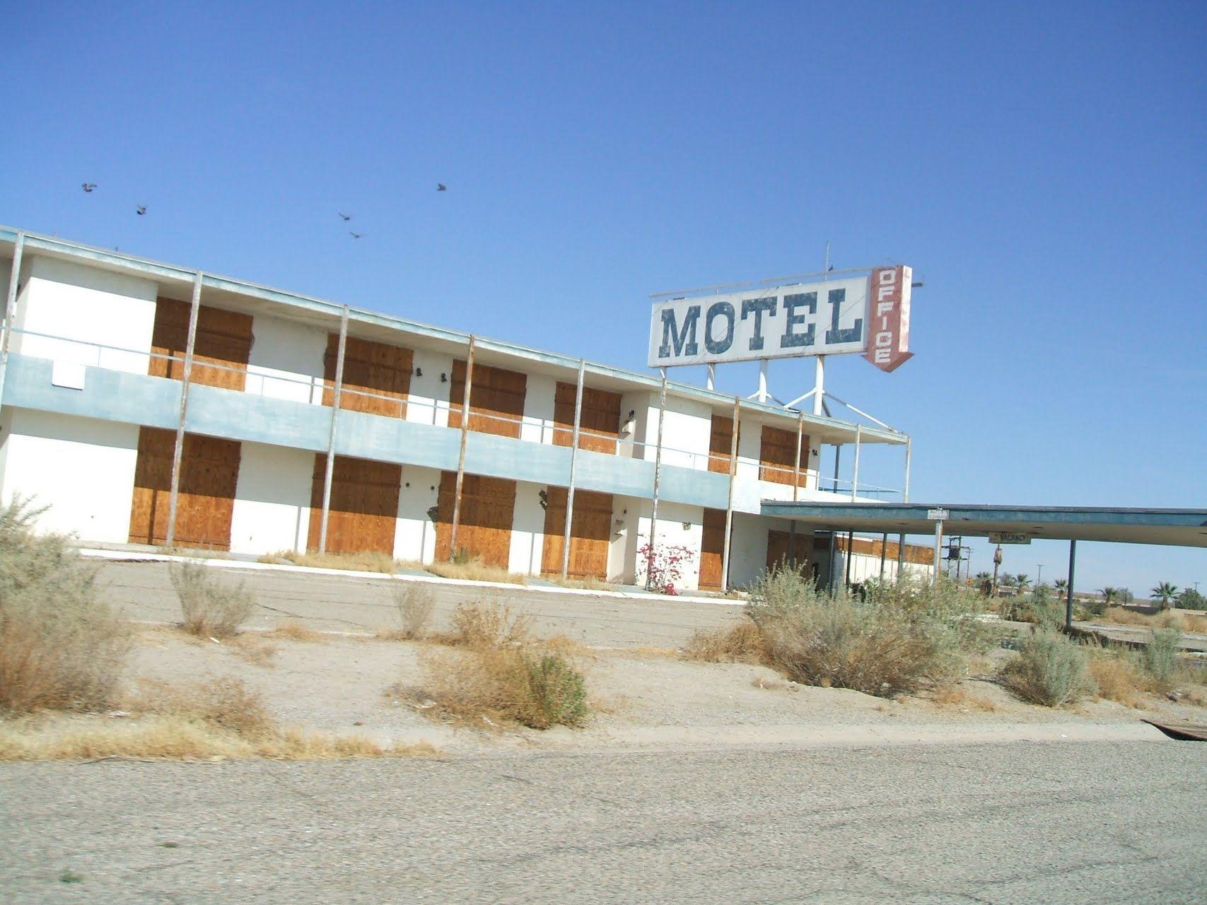 Old Motel | Abandoned/ruins | Motel, Palm springs, Abandoned