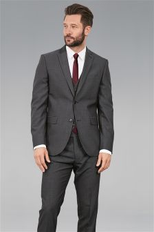 Grey Mens Suits | Charcoal Suits for Men | Next Official Site ...