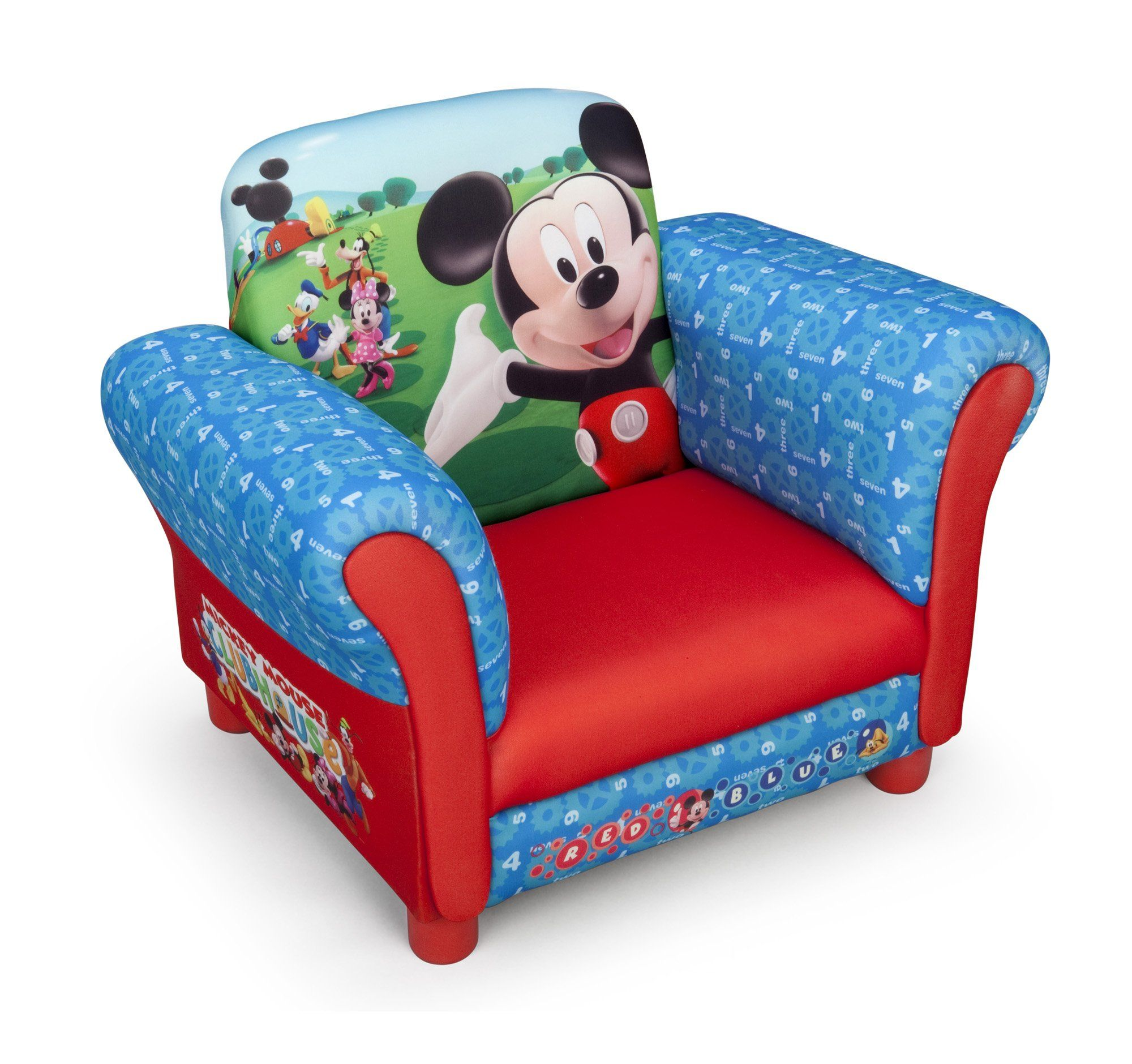 To Delta Children S Products Toddler Tent Bed Mickey