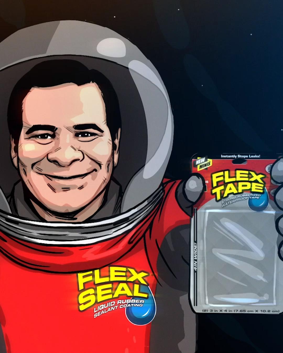 Phil Swift Flex Tape Astronauts Space Video Phil Swift Phil Skeletor