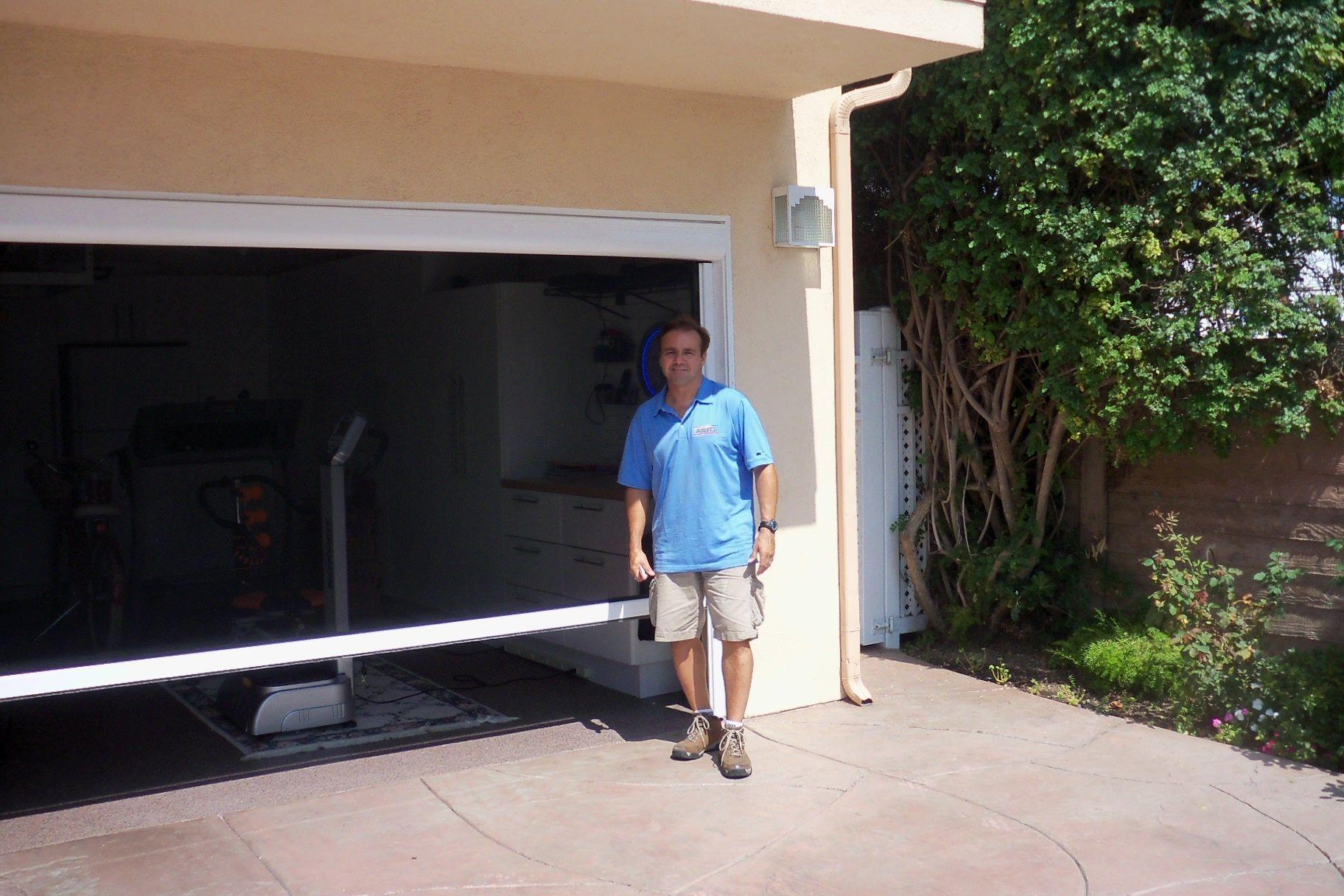 Motorized Garage Door Screens For Current Property Automatic Garage Door Garage Screen Door Diy Garage Door
