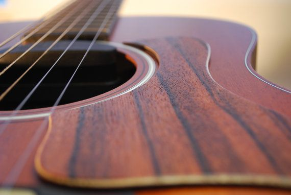 pick guard acoustic pick guard hand made guitar pick picks truss rod cover vaneer wood one of a. Black Bedroom Furniture Sets. Home Design Ideas