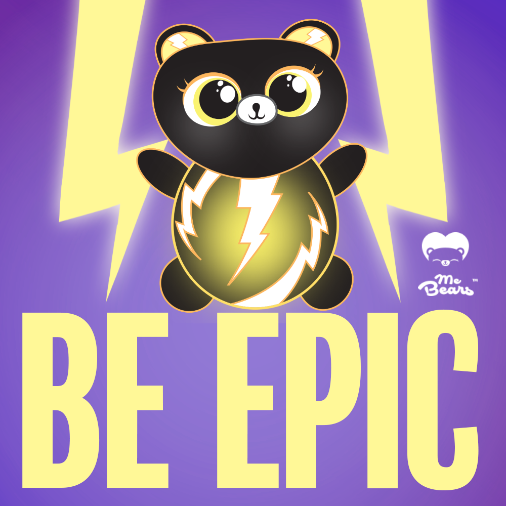 Show the world how epic you are! epic Tuesdaythoughts
