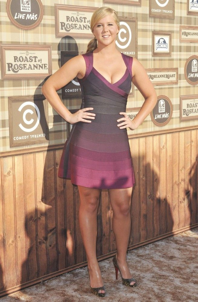 Amy Schumer Comedy Central Roast Of Roseanne Barr Amy Schumer