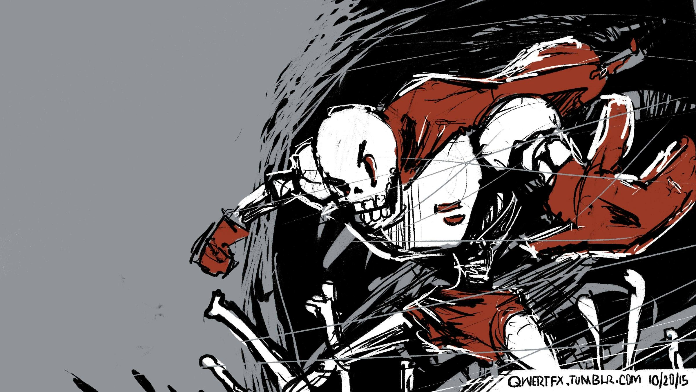 Found On Google From Imgur Com Undertale Papyrus Wallpaper
