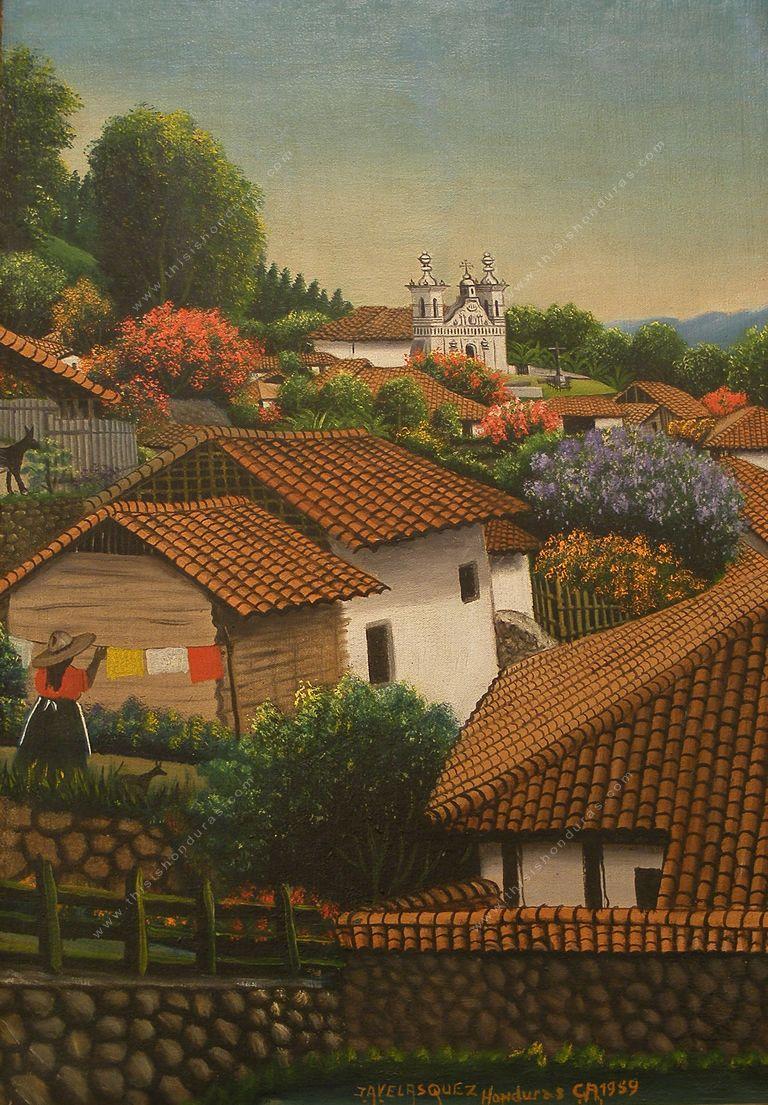 Jose Antonio Velasquez Paintings |Jose Antonio Velasquez Paintings