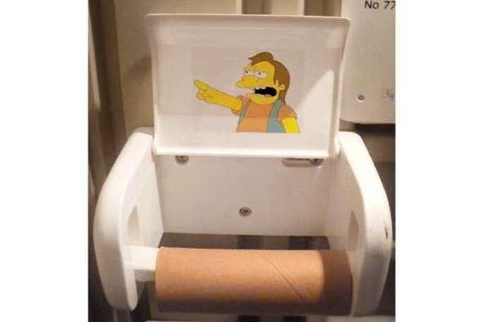 This Hilarious Bathroom Graffiti Proves The World Still Has a Sense of Humor - Answers.com