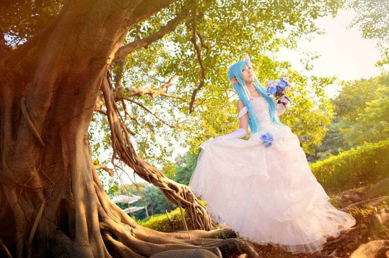 Pin by stan original on cosplay Flower girl dresses