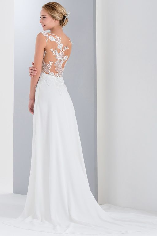 Robe de mariée Eglantine Créations Lens | Mariage | Pinterest ...