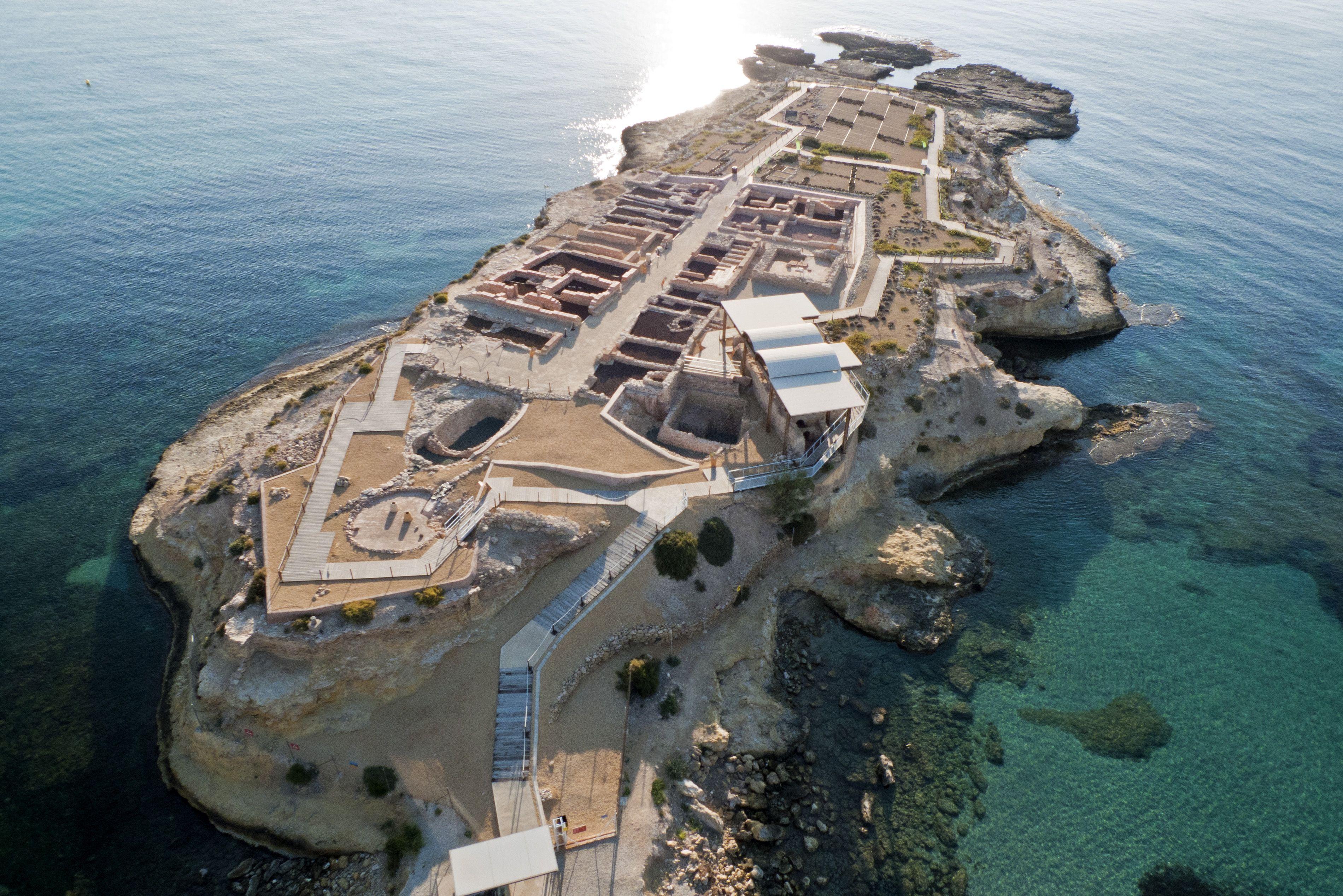 Importante Yacimiento Arqueologico En El Campello Alicante Que