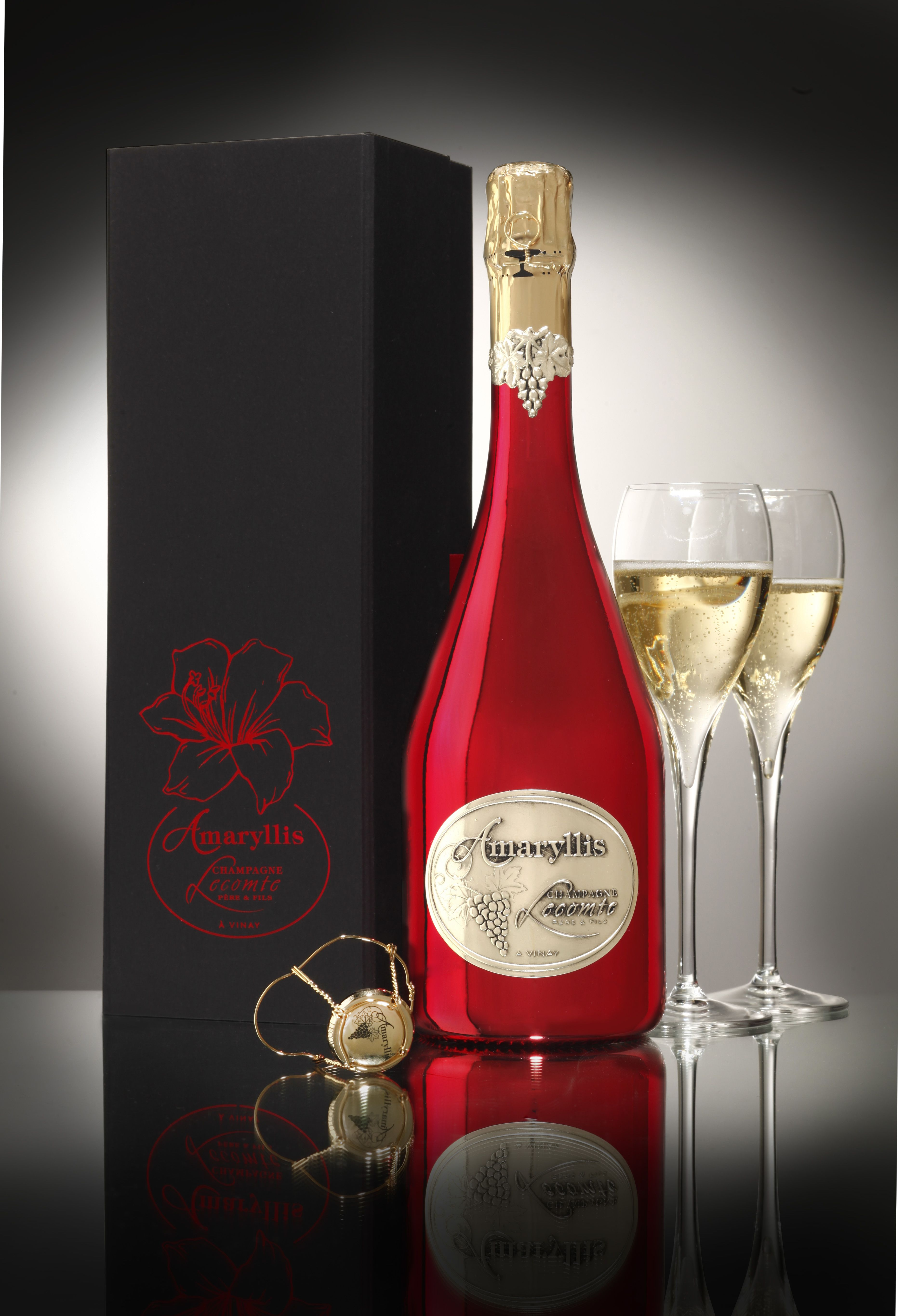 Amaryllis Champagne Birthday Drinks Champagne Bottles Sparkling Wine