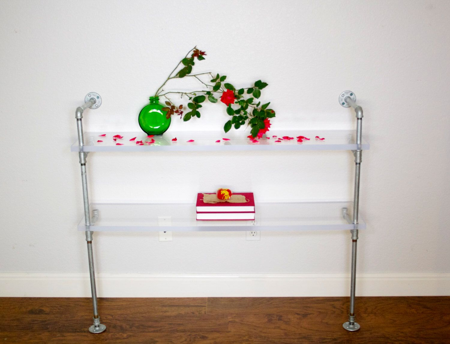 Industrial Shelving Unit - Industrial console - Industrial ...