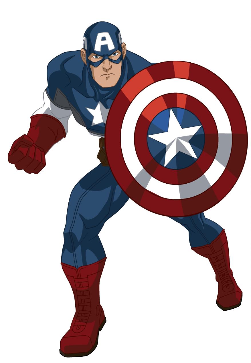 Image result for captain america avengers assemble