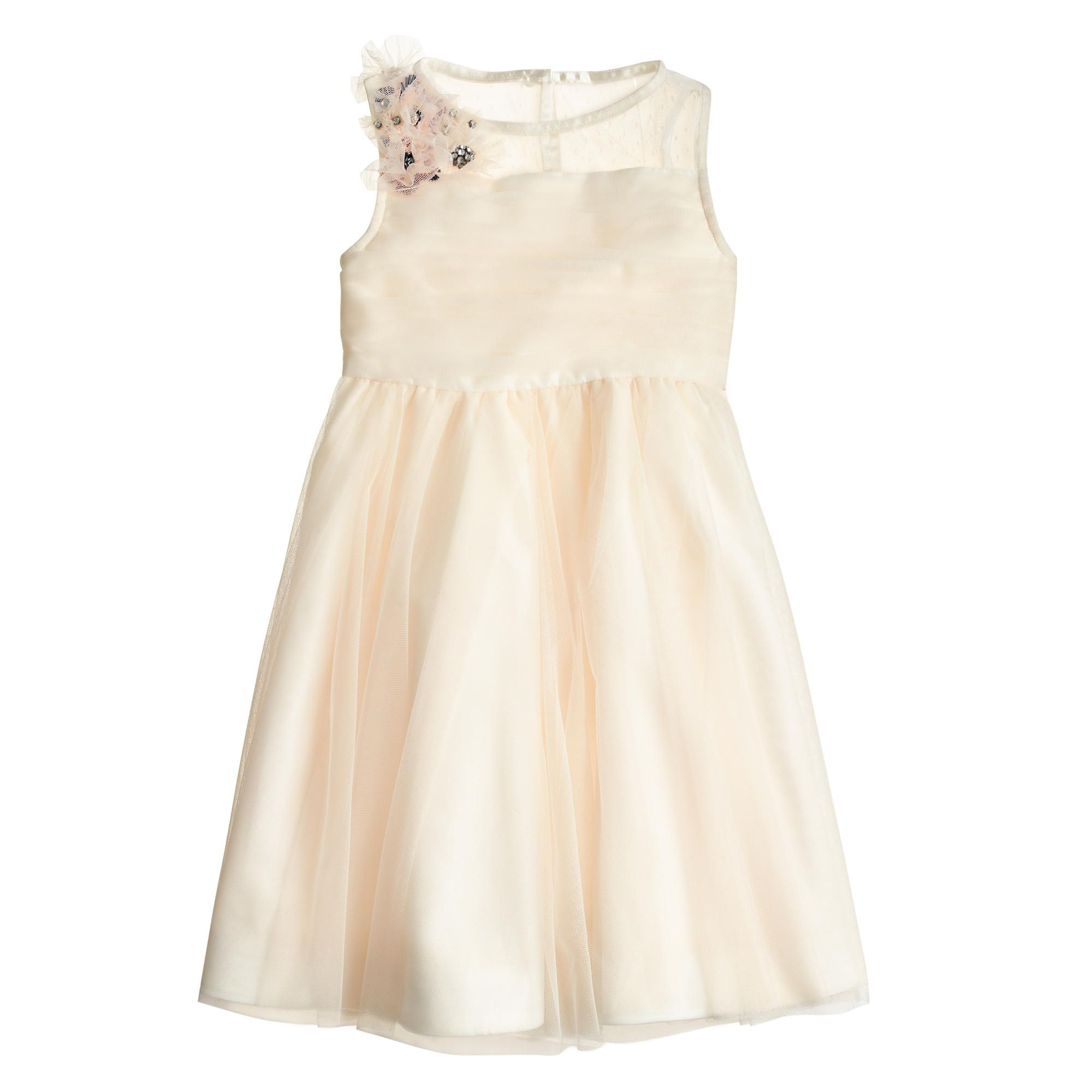 Girls blooming tulle dress specialoccasion dresses j