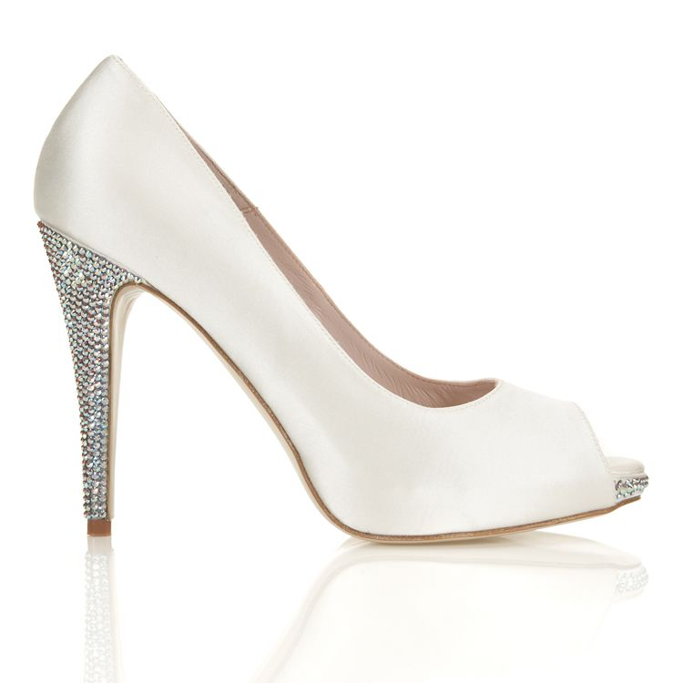 Marina Ab Crystal Wedding Shoes By Harriet Wilde