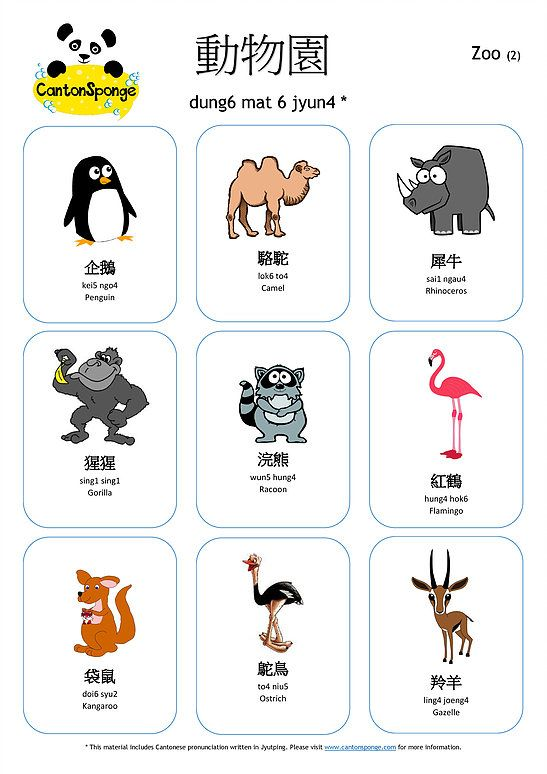 Farm themed bilingual (Chinese - English) Vocabulary Flashcards with ...